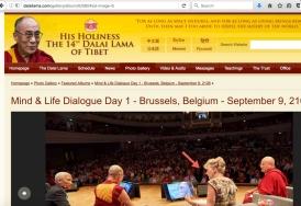 Dalai Lama Website