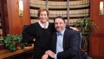 John Phillips with Judge Judy