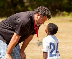 John & Kieran Soccer 3-26
