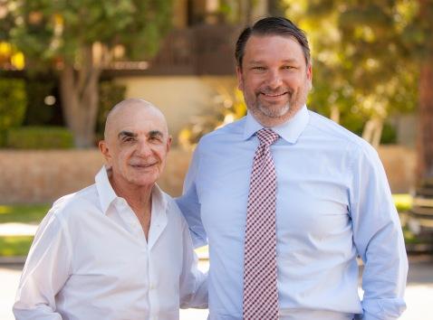 John Phillips & Robert Shapiro Smiles