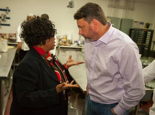 Ju'Coby & John Talk